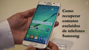 Contatos da Samsung desaparecem