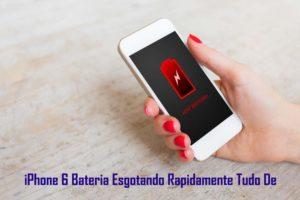 [17 Maneiras] Fixar iPhone 6 Bateria Drenando Rápido Tudo De Repente