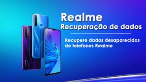 Realme Recuperação de dados - Recupere dados desaparecidos de telefones Realme