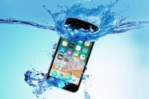 Como recuperar dados de um iPhone danificado pela água que não liga