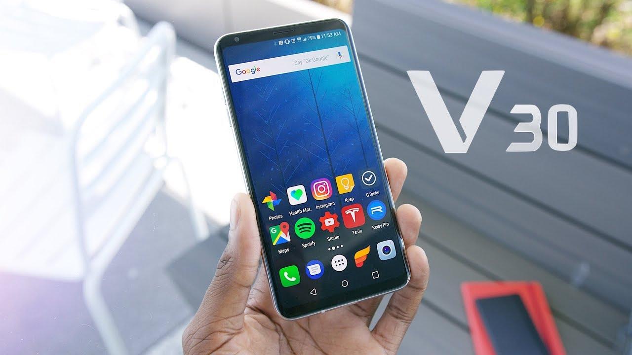 recuperar dados perdidos / excluídos do telefone Android LG V30