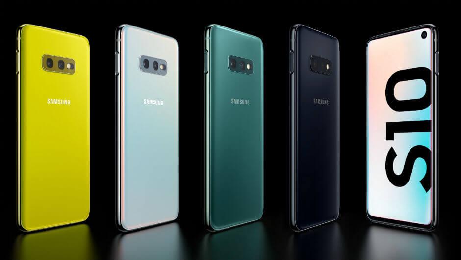 recuperar contatos excluídos do Samsung Galaxy S10 / S10 + / S10e