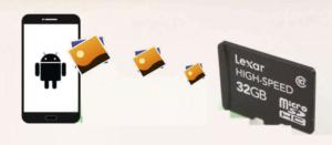 [Rápido Maneiras] Como recuperar fotos excluídas do cartão SD no Android