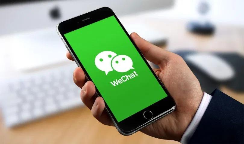 """corrigir """"Infelizmente, o WeChat parou"""" no Android"""