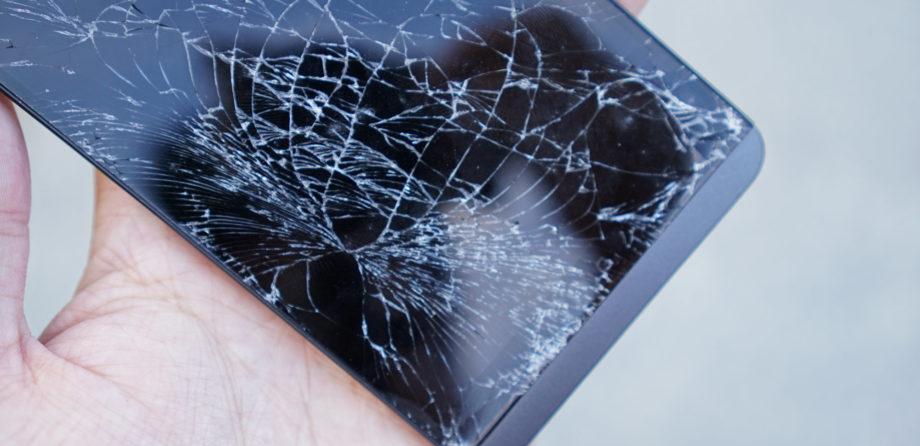 Recuperação de dados de tela quebrada Android